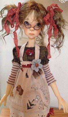 Winter print Dress set ~Fits Kaye Wiggs SD Tobi body~by DCH | Dolls & Bears, Dolls, By Brand, Company, Character | eBay!