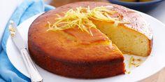 Gâteau au Citron au Micro-Onde