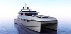 Heysea signs contract for 40m catamaran superyacht - New-Build - SuperyachtTimes.com