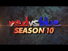 BRING IT THE HELL ON! Red vs. Blue Season 10 Preview Trailer Red Band 2012.