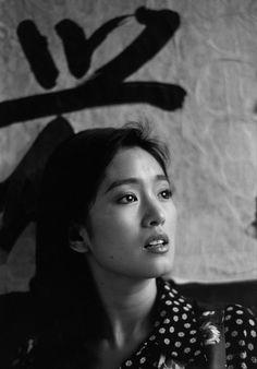 Gong Li, China, 1993   Marc Riboud