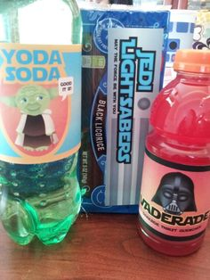 Star Wars Gift Basket Items