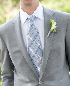 Quintessential suit for a Martha's Vineyard wedding..