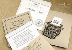 Retro Typerwriter