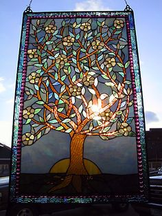 Another unbelieveable stained glass from stainedglassandmore.