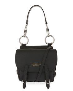 dc4337aaddb0 BURBERRY Bridle Medium Satchel Bag