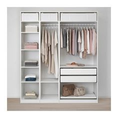 Walk In Closet Hacks Ikea Pax Wardrobe Ideas