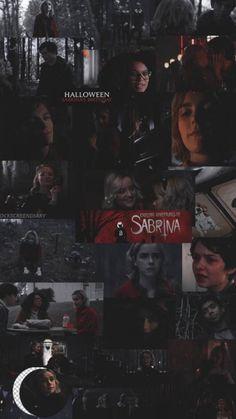 Wallpaper Mundo, Series Movies, Tv Series, Sabrina Cast, Witchy Wallpaper, Sabrina Spellman, The Dark World, Foto Art, Movies Showing
