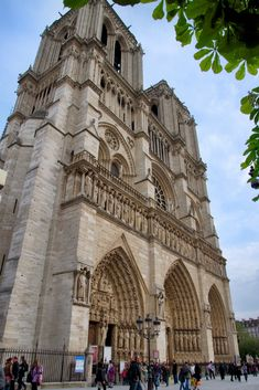 It's one of the most visited monuments in Paris (over 30,000 visitors per day!), featured for centuries in books and movies, and known to many as the home of Quasimodo – the Hunchback of Notre Dame. Click here to see more! http://mikestravelguide.com/things-to-do-in-paris-visit-notre-dame-cathedral/
