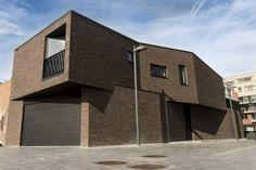Declerck-Daels Architecten - Nieuwbouw woning - baksteen - architectuur - zink - Roeselare