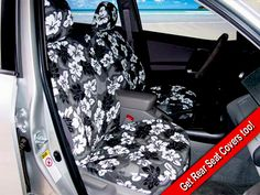 Seat Covers Unlimited manufactures the largest selection of custom seat covers for all makes and models of vehicles nationwide. Custom Fit Seat Covers, Rear Seat, Beach Art, Hawaiian, Jeep, Gray, Style, Swag, Grey
