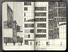 Sketchbook inspiration: Ian Sidaway