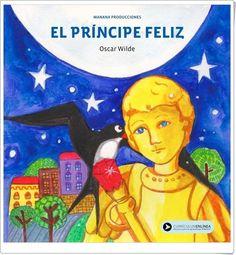 """""""El príncipe feliz"""" de Oscar Wilde"""