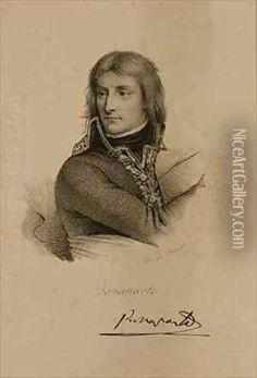 Portrait of Napoleon Bonaparte 1769-1821 2 oil painting reproduction by Francois Seraphin Delpech