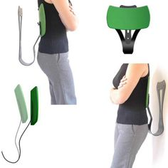 Portable chair backrest
