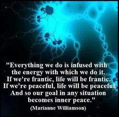 Everything we do...