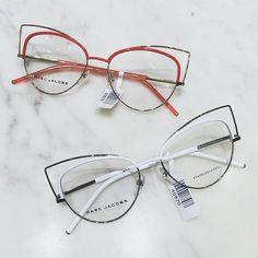 Bom diaa com fofura! Olha que lindos esses óculos de grau do  marcjacobs! 31f27d360a