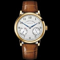 A. Lange & Sohne [NEW][SPECIAL] 1815 Up/Down 234.021 (Retail:EUR 24.900)HK$148,000