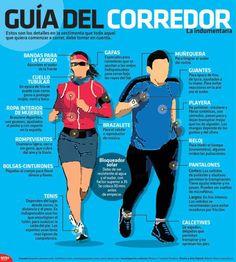 20150130 Infografia Guia Del Corredor @Candidman