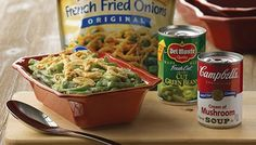 The Frugal Find - Save More, Give More, Live More. | Green Bean Casserole Recipe | http://thefrugalfind.com
