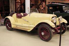 1920 Mercer Runabout