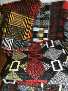 some more 50s TETEM blankets