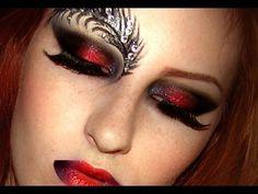 masquerade makeup ideas   ... Vampire look for Masquerade / ...   Costuming & Makeup Idea