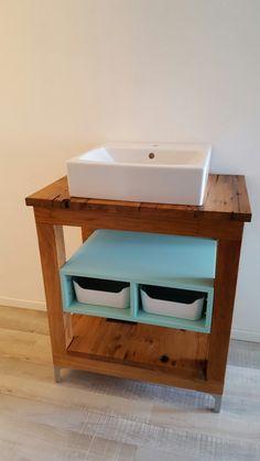 Badkamer meubel made by Job