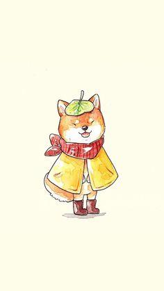 𝕡𝕚𝕟𝕥𝕖𝕣𝕖𝕤𝕥: @𝕤𝕜𝕦𝕓𝕚𝕚𝕤𝕟𝕒𝕜 || 𝕞𝕞𝕞 𝕥𝕙𝕖 𝕕𝕚𝕤𝕘𝕦𝕤𝕥𝕚𝕟𝕘 𝕗𝕝𝕒𝕧𝕠𝕣 𝕠𝕗 𝕤𝕖𝕝𝕗 𝕡𝕣𝕠𝕞𝕠 Kawaii Wallpaper, Cute Wallpaper Backgrounds, Cute Wallpapers, Japanese Dogs, Japanese Drawings, Kawaii Cute, Kawaii Anime, Animals And Pets, Cute Animals