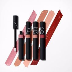 NARS Spring 2018 Color Collection - Beauty Trends and Latest Makeup Collections Bath Body Works, Beauty Photography, Nars Lip, Latest Makeup, Spring Makeup, Aesthetic Makeup, Makeup Brush Set, Makeup Collection, Spring Collection