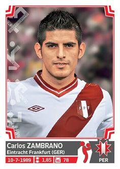 260 Carlos Zambrano - Peru - Copa America - Chile 2015