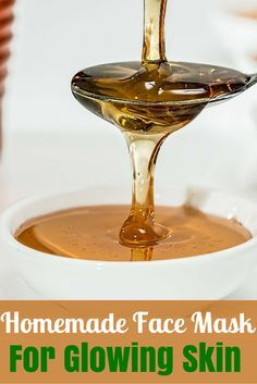 DIY Homemade Face Mask Recipes - Save yourself some serious money with these simple and natural homemade face mask recipes you can make yourself at home in minutes.