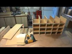 Diresta Inspired Parts Tools cabinet part 1 of 2 - YouTube