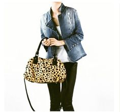 Leather Crossbody bag @sunnygirlboutique.com