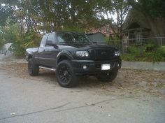 Let's see those lifted rangers! - Page 13 - Ford Ranger Forum