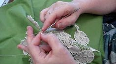 Irish Laces 3 from duplet-crochet.com - YouTube