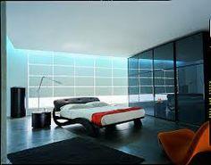 Comtemporary bedroom