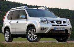 La  Nissan X-Trail 2012