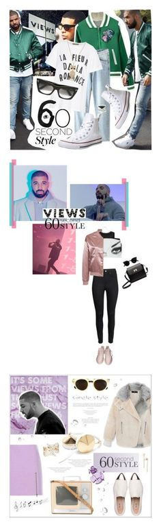 """""""Winners for 60-Second Style: What's Your View?"""" by polyvore ❤ liked on Polyvore featuring Être Cécile, Converse, Tom Ford, Sarah Coventry, DRAKE, views, 60secondstyle, Drakes London, La Familia and H&M"""