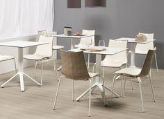 Mobilier bar restaurant : table pliable pour restaurant Nemo - Sledge