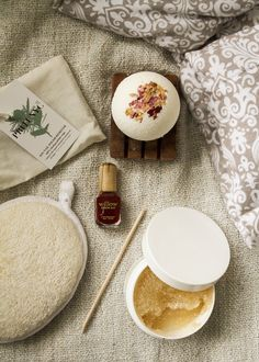 One Slow Weekend - Home Spa time, green and clean | TLV Birdie Blog