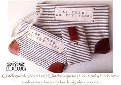 Clutch y monederos www.liblula.com