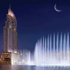 Hotel:  THE ADDRESS DOWNTOWN DUBAI, Mohammed Bin Rashid Boulevard Downtown Dubai.