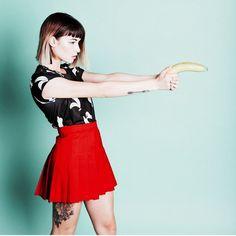 Banana T-shirt Valfre.com #valfre #valfrepintowin