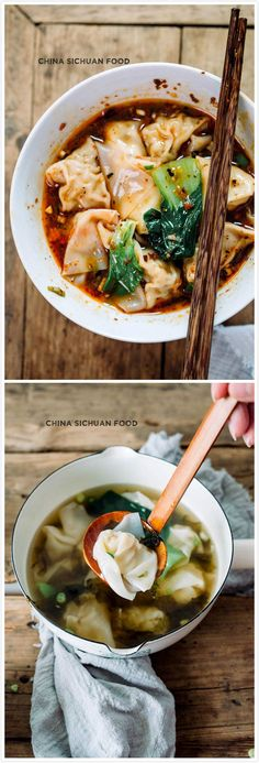 Ultimate guide to wonton soups