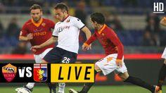 Prediksi Genoa vs AS Roma, 8 Januari 2017 Tv Channel List, Football Italy, Italian League, Genoa Italy, Match Highlights, As Roma, The Championship, Antara, Watches Online