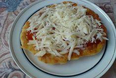 Langoše - expres - Recepty.cz - On-line kuchařka Russian Recipes, Kefir, Cabbage, Pizza, Tacos, Mexican, Vegetables, Ethnic Recipes, Polish