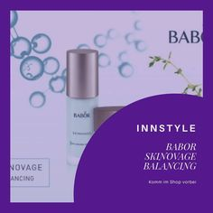 1-InnStyle — 🚫Babor SKINOVAGE BALANCING - Zeitlos schön🚫 *... Shampoo, Perfume Bottles, Personal Care, Nice Asses, Pictures, Self Care, Personal Hygiene, Perfume Bottle