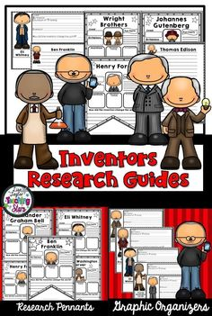 Inventors Research P