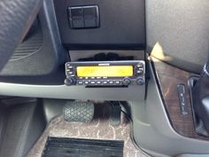 Installing amateur radio in an RV